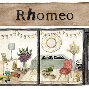 Rhomeo